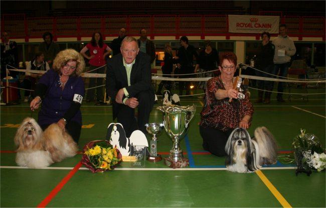 BOB/CLUBWINNAAR '08: Roxcette f. Jacqueline's Dream, M. Niks-Bakker